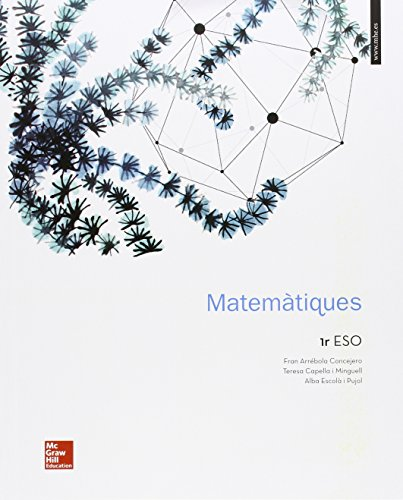 LA - MATEMATIQUES 1 ESO - 9788448195502