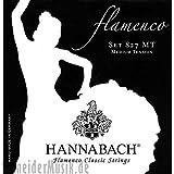 Hannabach 8278 MT Flamenco Classic, 3-Treble Set
