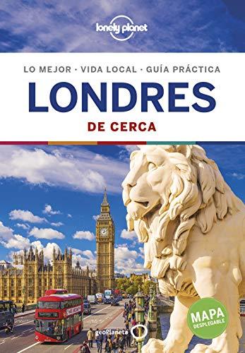 Londres De cerca 6 (Guías De cerca Lonely Planet) por Emilie Filou