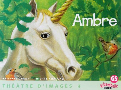 Ribambelle Gs - Theatre d'Images N 4, Ambre + Guide de l'Enseignant (48 P) par Gremy-P+Chapeau-T+de
