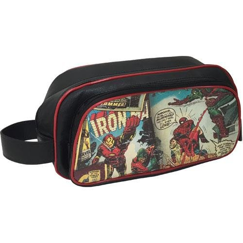 Marvel Official Retro Toiletry Bag
