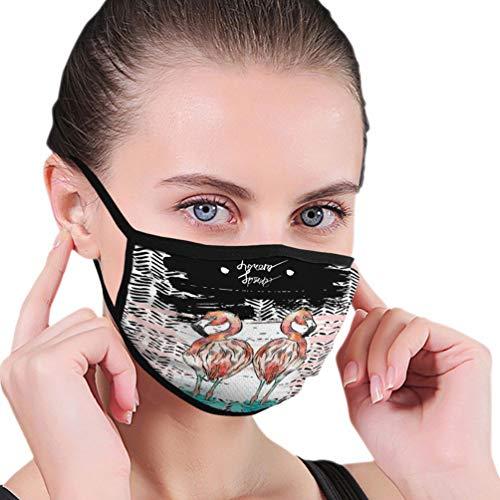 N/A Impresión Lavable Reutilizable máscara de Seguridad para la Boca con Orejeras Ajustables Dibujado...
