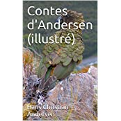 Contes d'Andersen (illustré) (French Edition)