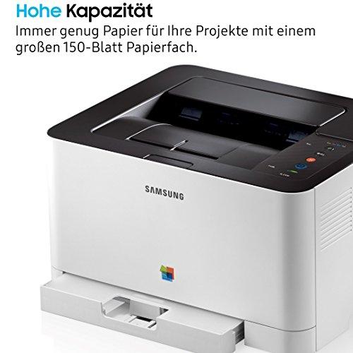 Samsung Xpress SL-C430/TEG Farblaserdrucker - 5