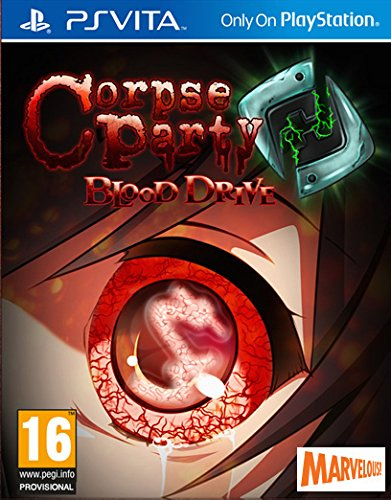 Corpse Party : Blood Drive [import anglais]
