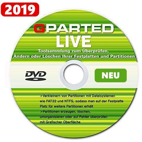 PARTITIONS PROFI Festplattenfehler korrigieren, HDD partitionieren