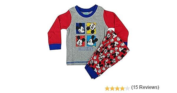 Baby Pyjama pour enfant Motif Disney Mickey MousEnsemble pyjama Taille 6-24 mois