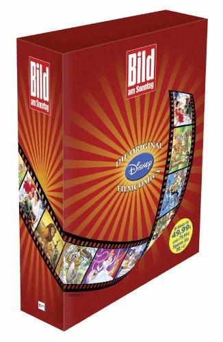 Preisvergleich Produktbild BamS-Edition,  Disney Filmcomics: Schuber