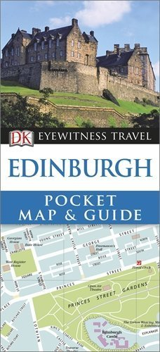 DK Eyewitness Pocket Map and Guide: Edinburgh by Collectif (2015-05-01)