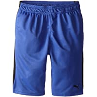 PUMA Big Boys' Active Short, Royal, 8 (Small)