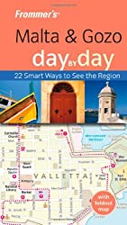 Frommer's Malta and Gozo Day by Day (Frommer's Day by Day - Pocket) by Lesley Anne Rose (2009-08-04)