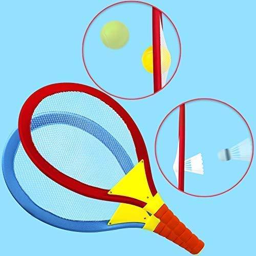 Zoom IMG-2 racchetta tennis bambino badminton racchette