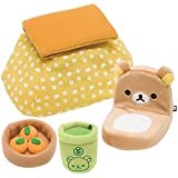 Sconosciuto Set Life Rilakkuma kotatsu Day getting Stiff gallina