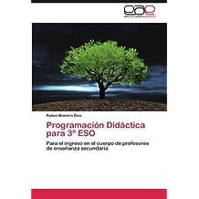 Programacion Didactica Para 3 Eso