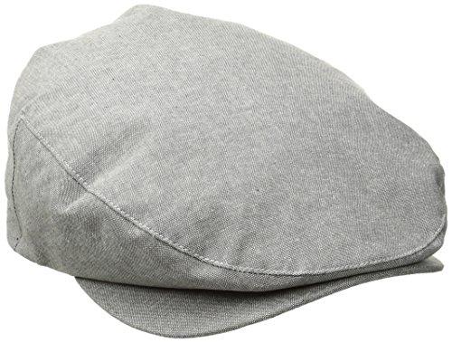 Brixton Herren Cap Barrel grey chambray