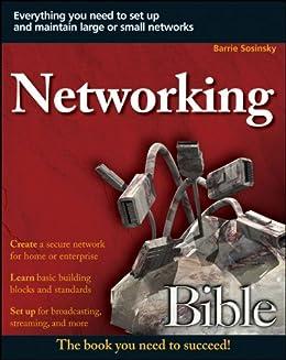 Networking Bible von [Sosinsky, Barrie]