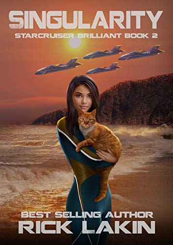 Singularity: Book Two of the StarCruiser Brilliant Series (English Edition)