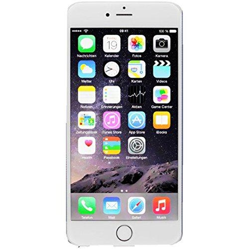 Artwizz 6436-1409 Rubber Clip Schutzhülle für Apple iPhone 6 grün Navy