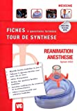 Réanimation anesthesie