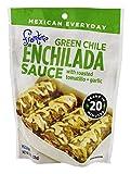 Frontera - Salsa verde del Enchilada de Chile con Tomatillo asado + ajo - 8 oz.