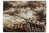 LEotiE SINCE 2004 Puzzle Waffe Panzer Bedruckt 120 Teile