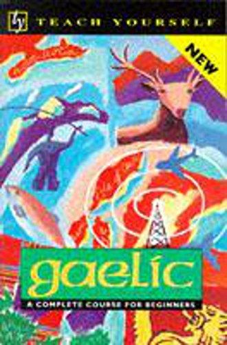 Gaelic (Teach Yourself) por Roderick Mackinnon