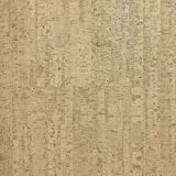 SCHÖNER WOHNEN Korkparkett Stripeline creme Korkboden Langeoog Cork wBL1S001