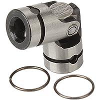 WEONE L31 ID 6 x 6 mm Sterzo Universale comune Giunti OD12 per Woodworking Machinery aperta chiavetta