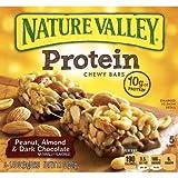 #10: Nature Valley Protein Peanut, Almond & Dark Chocolate Bars, 201g