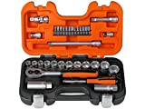 Best Socket Sets - Bahco S330 Socket Set 34 Piece 1/4 Review