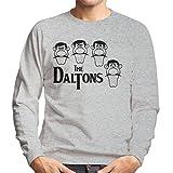 The Daltons Lucky Luke Dalton Gang Men's Sweatshirt