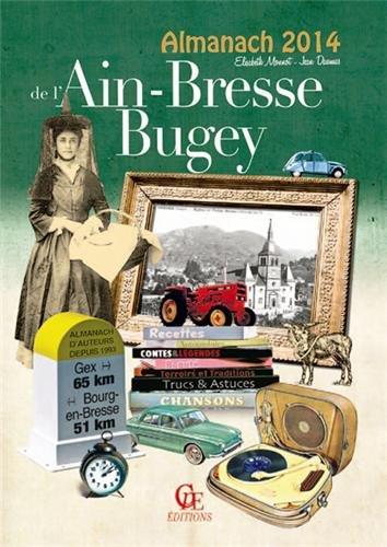 Almanach de l'ain Bresse Bugey 2014