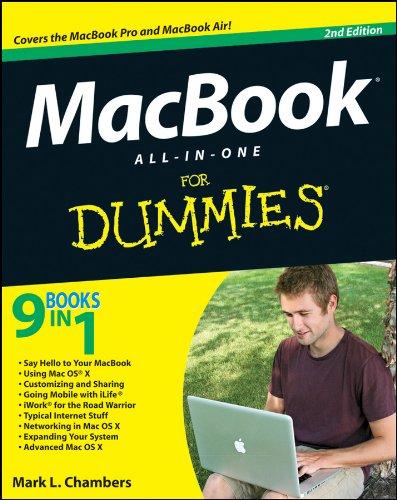 Pc Für Imovie-software (MacBook All-in-One For Dummies)