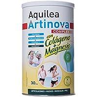 AQUILEA - URIACH AQUILEA Artinova Colágeno+Magnesio con Ácido Hialurónico y Vitamina C ...