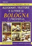 Ristoranti, trattorie e osterie di Bologna e provincia