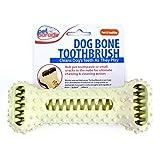 Hundeknochen Zahnbürste: Reinigt Hunde Zähne - gesunde Chew - Zahnpflege Toy