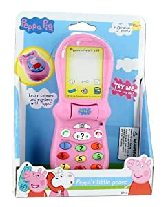 Inspiration Works Peppa Little Phone - Pink