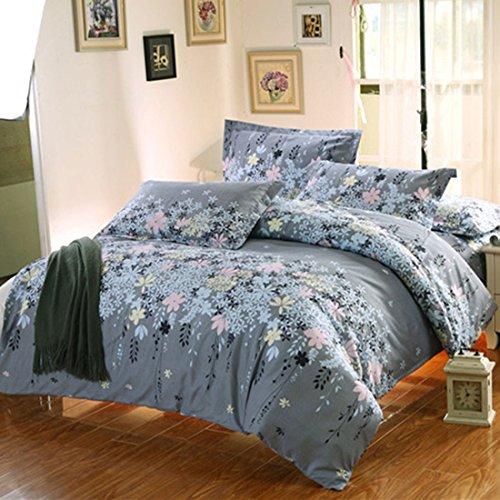 Preisvergleich Produktbild Single Queen King Super Kissenbezug Schlafdecke Matratze Bettzeug set
