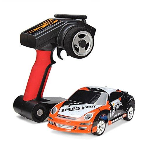 RC Auto kaufen Drift Car Bild 4: ZHAGOO Elektro Spielzeugautos A252, 2,4 G, Ma stab 1 24, 40 km h, 4 WD, RTR High Speed Funksteuerung, RC Drift Flat Sportwagen Spielzeug*