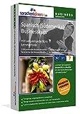 Spanisch (Südamerika)-Businesskurs mit Langzeitgedächtnis-Lernmethode von Sprachenlernen24: Lernstufen B2+C1. Spanisch (Südamerika) für den Beruf. Software PC CD-ROM für Windows 10,8,7/Linux/Mac OS X