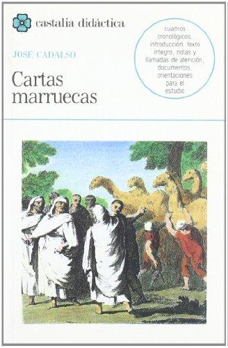 Cartas marruecas                                                                . (CASTALIA DIDACTICA. C/D.) por Manuel Camarero