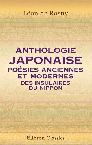 Anthologie japonaise Pdf - ePub - Audiolivre Telecharger