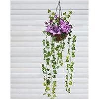 Giglio di emulazione Zi Teng cesto fiorito Kit Fiori di seta, decorazioni floreali delle Indoor e Outdoor Living Room falso D