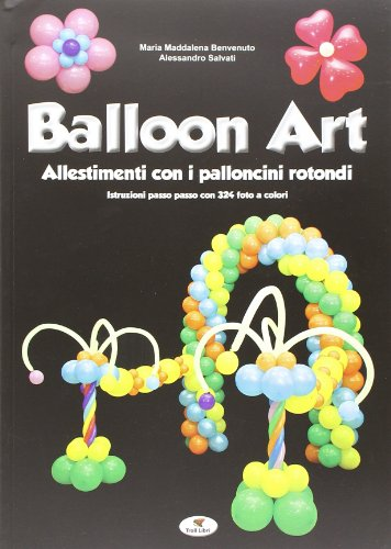 Zoom IMG-2 balloon art allestimenti con i