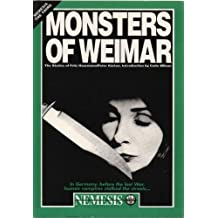 Monsters of Weimar: The Stories of Fritz Haarmann and Peter Kurten (Nemesis True Crime) by Theodor Lessing (1993-06-06)