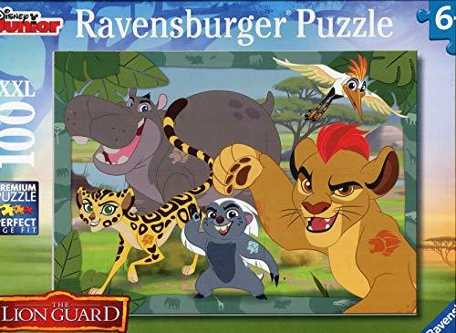 (Ravensburger 10922 - Lion Guard: Kion und seine Freunde, 100 Teile Puzzle)