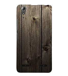 Fiobs Designer Back Case Cover for Lenovo A6000 :: Lenovo A6000 Plus :: Lenovo A6000+ (Wall Patterns Design Diwar )