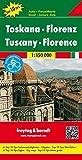 Toskana - Florenz, Autokarte 1:150.000, freytag & berndt Auto + Freizeitkarten Top 10 Tips - Freytag-Berndt und Artaria KG