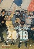 Le livre des commémorations nationales