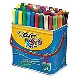 BIC Kids Visa Feutres de Coloriage - Pot...
